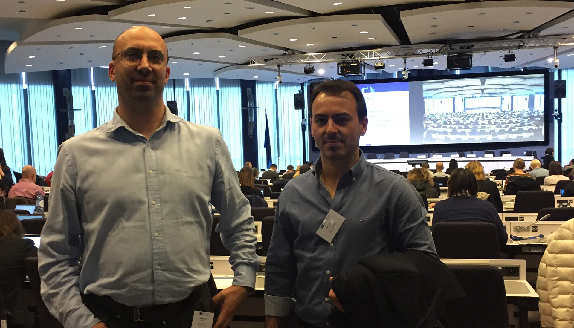 project-feedback-at-h2020-coordinator's-day